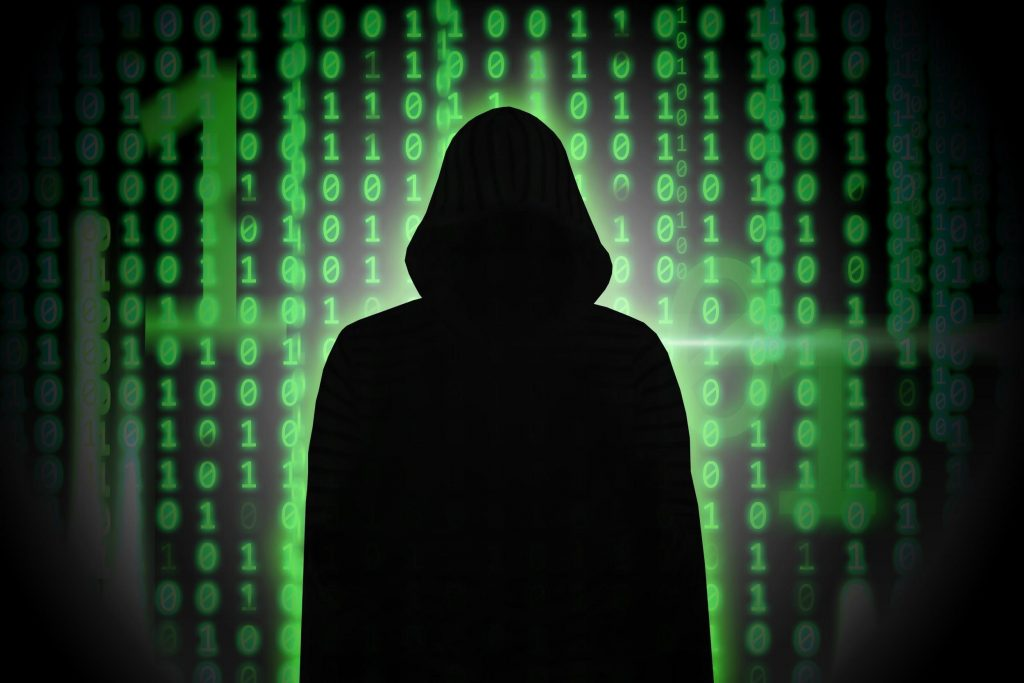 cyber hacker security threat