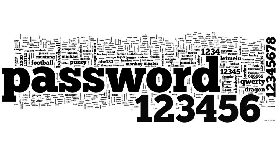 Simple passwords are very vulnerable to hacking